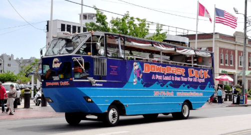 Maine Duck Tours Portland Me